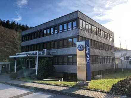 Bürokomplex, teilbar ab 40qm provisionsfrei zu vermieten