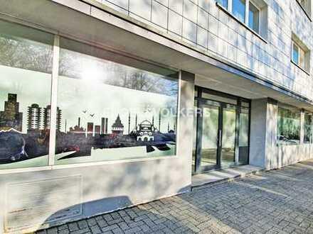 Ca. 390 m² an der Christuskirche!