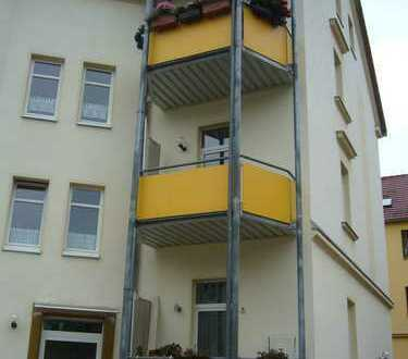 **2- Raum Wohnung mit Balkon und Stellplatz in Zwickau-Planitz**
