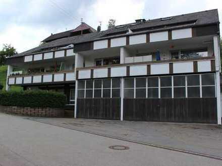 Gepflegte 2-Zimmer-Wohnung mit Balkon und EBK in Lauterbach