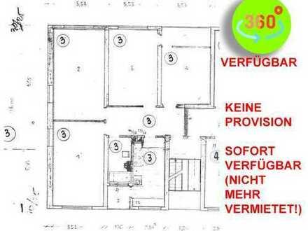4 Zimmer Wohnung in der Kriegsstraße/ WG geeignet /5% Rendite/ 109 m²