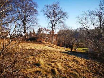 HiER WOHNE iCH + TOLLE BAULAGE + TOLLER AUSBLiCK + TOLLE NACHBARN +