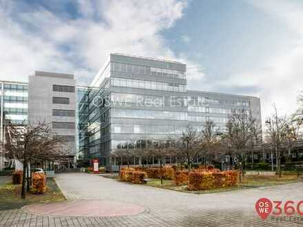 Moderne, flexible Büroflächen im Frankfurter Ostend II ab 6,99 €/m²