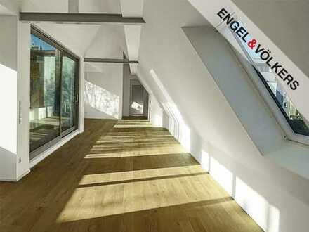 Erstbezug - Seltenes Dachstudio in Nippes!