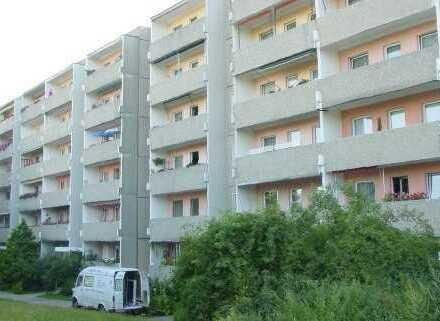 frisch sanierte 3-Raum-Wohnung mit Balkon