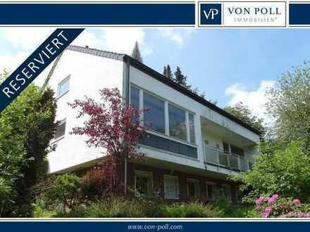 Bielefeld-Gadderbaum: Schönes Einfamilienhaus mit Garage & Sauna in Sackgassenlage