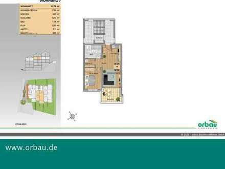 Nordrach - Praktische + neue Single oder Paar-Wohnung