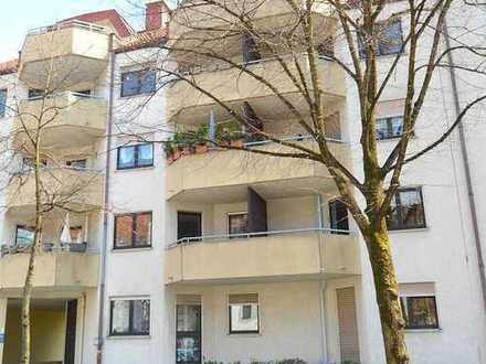 Gut geschnittene und sehr gepflegte 2 Zimmer-Wohnung in München-Obersendling
