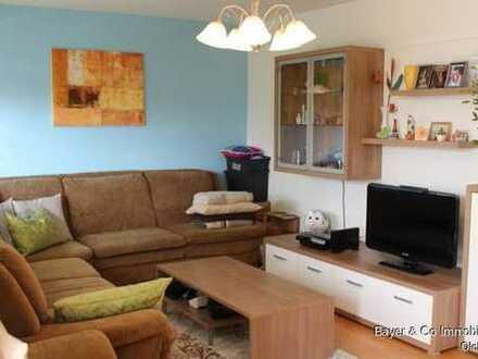 Kapitalanleger aufgepasst: Vermietete 3-Zimmer-Wohnung mit Westloggia