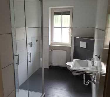 Vollständig renovierte 3-Zimmer-Wohnung mit Dachterrasse und EBK in Wolnzach