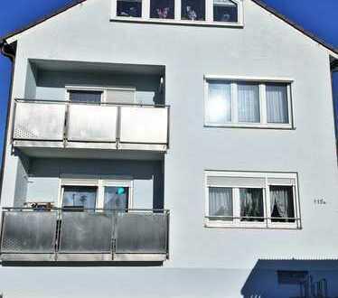 Anlagemöglichkeit gesucht? Gepflegte Souterrain - Wohnung mit Terrasse und Stellplatz!