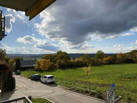 3 Zi.-Wohnung, 81,8 qm, naturnah, Stadtrand Ansbach
