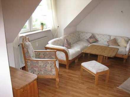 Gepflegte 2-Zimmer-Wohnung mit Balkon und EBK in Glücksburg (Ostsee)