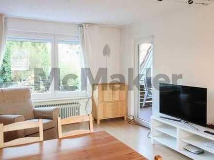 Wohnen und Wirtschaften: 2 Wohnungen im Paket in Stuttgart-Hedelfingen