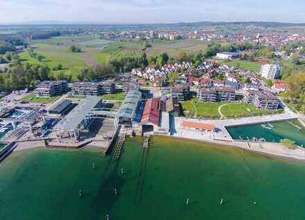 vier Zimmerwohnung mit traumhaftem Bodensee-Blick