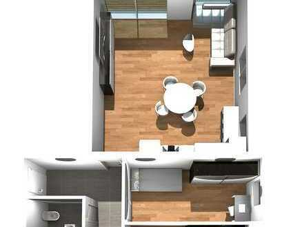 Family M - Obergeschoss mit Balkon