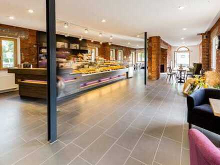 BISTRO CAFÉ sucht innovativen Mieter