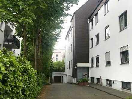 Provisionsfrei für den Käufer: Tolle 2-Zimmer-Wohnung mit Garten im Offenbacher Westend
