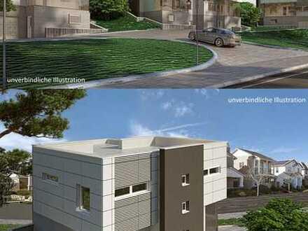 Neubau Design- Wohnung