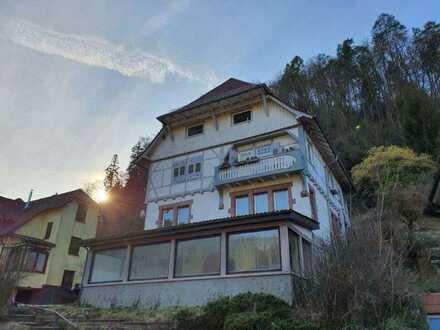 2 Maisonetten-Wohnungen (VS EUR 330.000 Gartent. und VS EUR 270.000) im Schwarzwaldhaus mit Charme