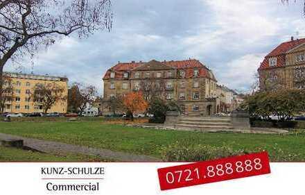 Traumhaftes Büro im schönen Altbau direkt am Haydnplatz!