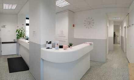 Büroräume bzw. Praxisräume direkt am Harras, Ärztehaus, barrierefrei