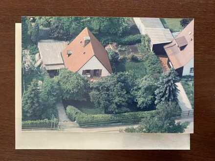 EFH alleinstehend / Grundstück / Garten / München West / Denkmal- bzw Ensemble- Schutz