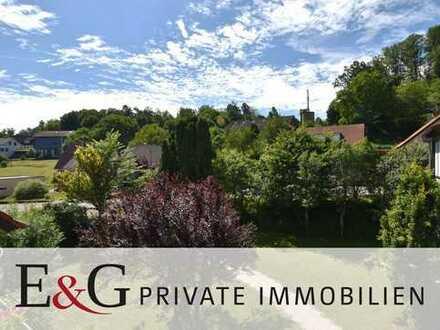 Wunderschöne 3,5-Zimmer-Maisonette-Wohnung am Feldrand von Aidlingen-Dachtel