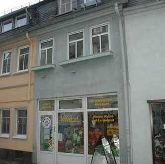 Schöner, alteingessener Laden im Zentrum von Kirchberg