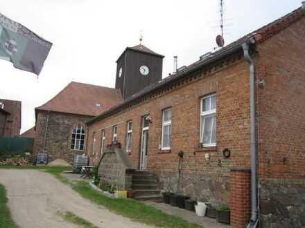 EG-Wohnung in Althüttendorf mit modernem Duschbad