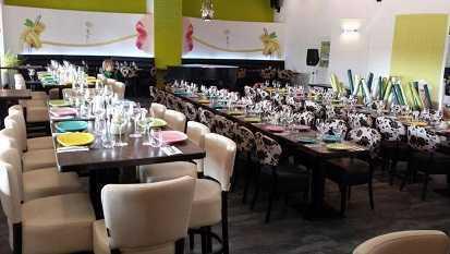Top ausgestattetes Bistro und Event-Restaurant
