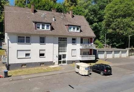 Wohnberechtigungsschein erforderlich)Wohnen in der Hermelsbach 3 ZKB mit Balkon.