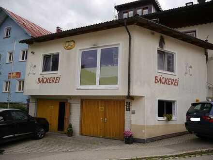 Wohn- und Geschäftshaus in Weitnau