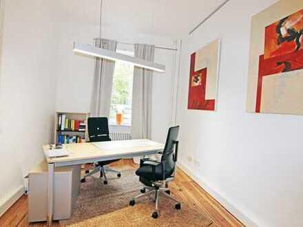 Einzelne Büroräume in histrorischer Sandsteinvilla