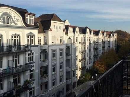 Traumhafte 7-Zimmer Wohnung in HH-Eppendorf