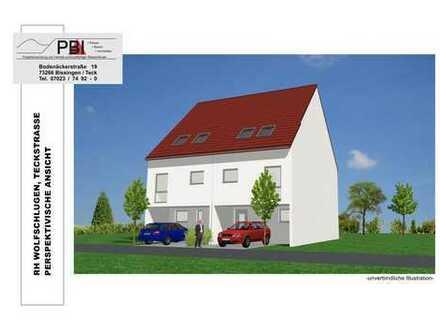 *PROVISIONSFREI* Hochwertig ausgestattetes 166 m² 5,5 Zi. RMH mit Terrasse und Garten