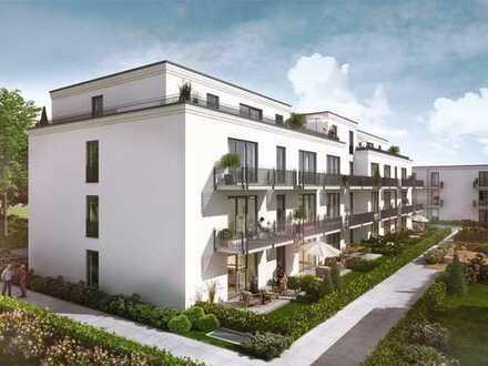 Großzügige 3-Zi.-Wohnung mit schönem Balkon in attraktiver Lage - gut versorgt und angebunden