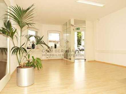 !Citynahe schöne helle Bürofläche -auch komplett möbliert- zum attraktiven Preis!