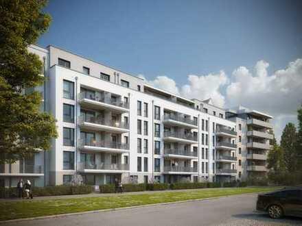 Erstbezug! Perfekte 3-Zimmer-Wohnung mit Loggia in Nürnberg