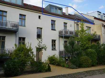 Schöne Dachgeschoss-Wohnung in Potsdam Babelsberg - top vermietet