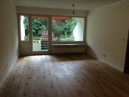 Ansprechende 2-Raum-Wohnung mit EBK und Balkon in Bad Wildbad