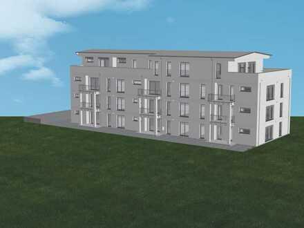 Gehobene 4-Zimmer-Penthouse-Wohnung mit Loggia in Kehl
