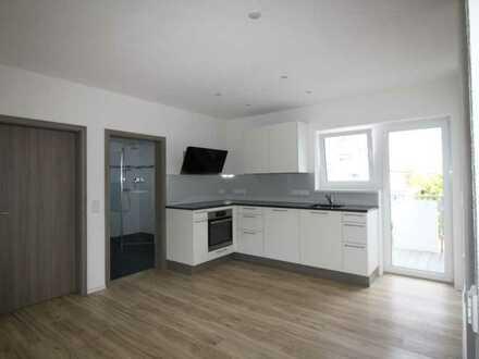 Exklusive, neuwertige 2-Zimmer-Wohnung mit Balkon und EBK in Gottmadingen