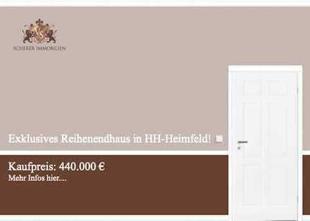 Exklusives Reihenendhaus in HH-Heimfeld