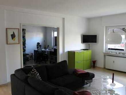 Außergewöhnliche EG-Wohnung mit variabler Zimmernutzung in Dreieich-Dreieichenhain