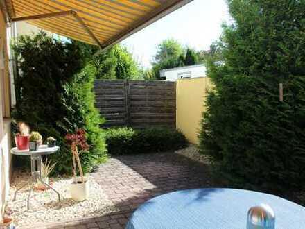 Gemütliches Reihenendhaus mit kleinem Garten