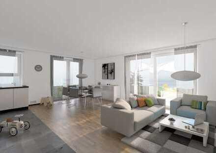 4-Zi-Wohnung mit Balkon im OG (B4)