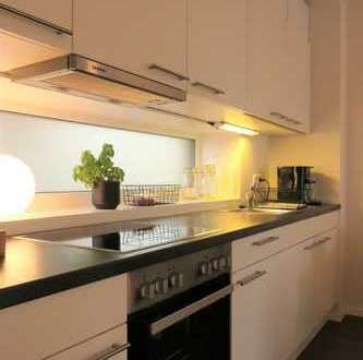 Beverbäker Wiesen - attraktives KUBOX-Apartment mit Einbauküche und großer Loggia