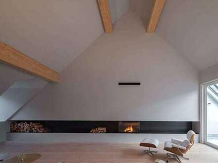 Haus über den Dächern Straubings