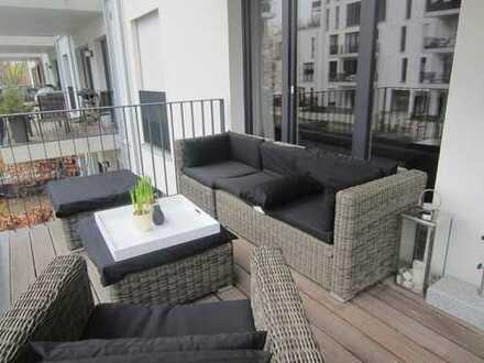 Perfekte 4 Zimmer-Wohnung mit sonnigem Balkon